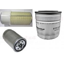 Kit de filtros para Defender 200TDI