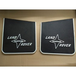 Faldillas salvabarros Land Rover Santana