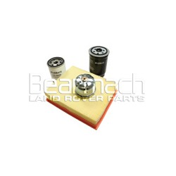 Kit de filtros para motores TD5