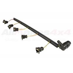 Cableado inyectores TD5