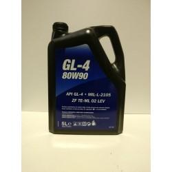 Valvulina 80w90 GL4