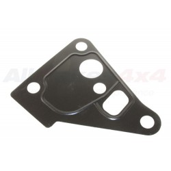 Gasket for regulator and fuel pressure connector